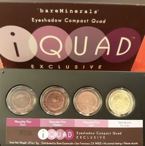 bareMinerals Eyeshadow Compact Quad